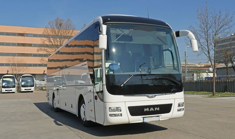 Bavaria: Buses operator in Puchheim in Puchheim and Germany