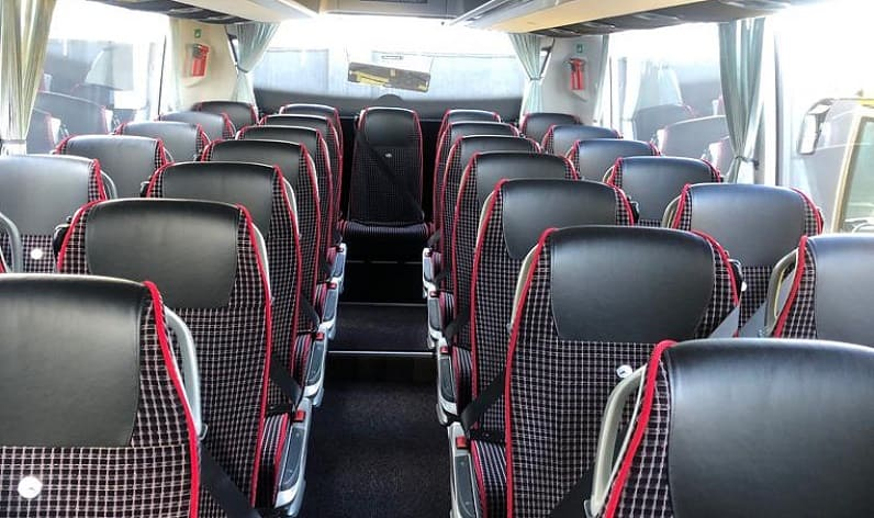 Germany: Coach booking in Germany in Germany and Baden-Württemberg